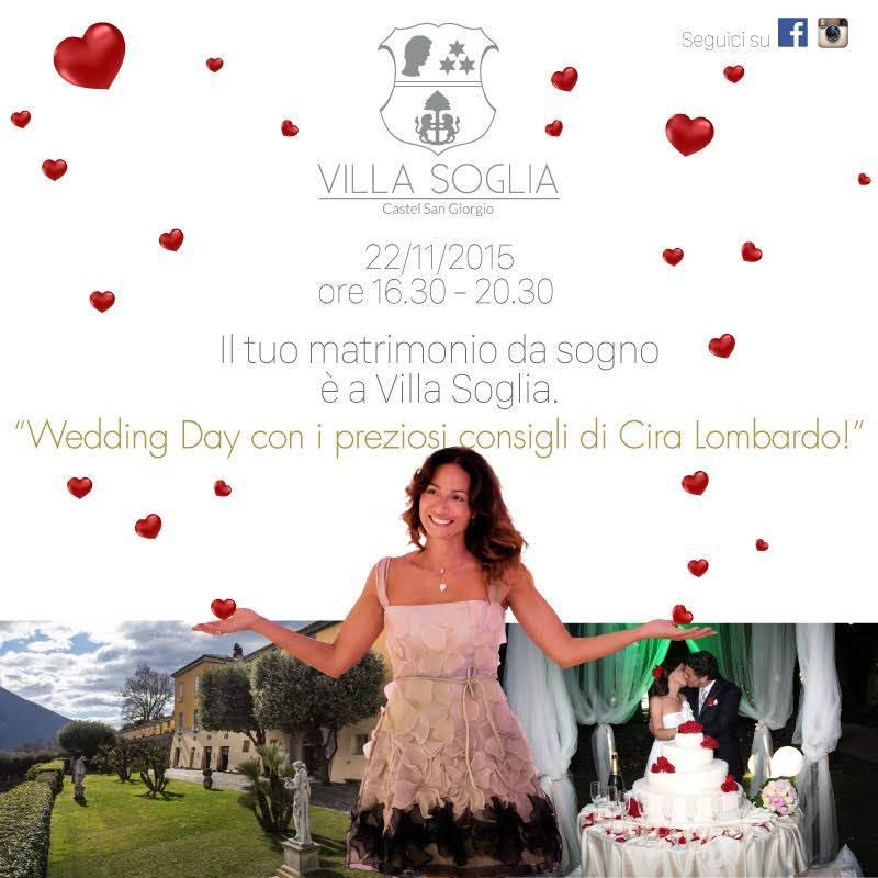 a5eb20791a46 Wedding day a Villa Soglia. Una festa per gli sposi con i consigli di Cira  Lombardo - Weddings