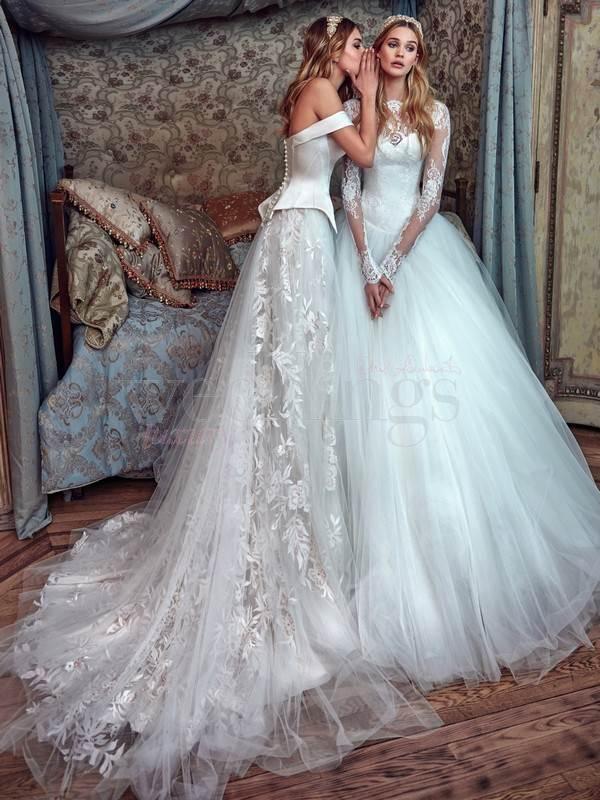 Galia Lahav sposa 2017