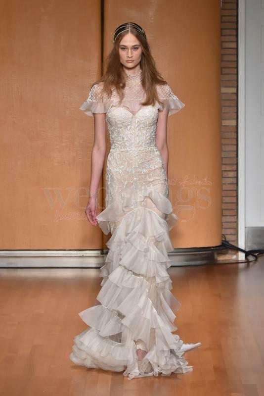 sposa couture Inbal Dror Fall 2017