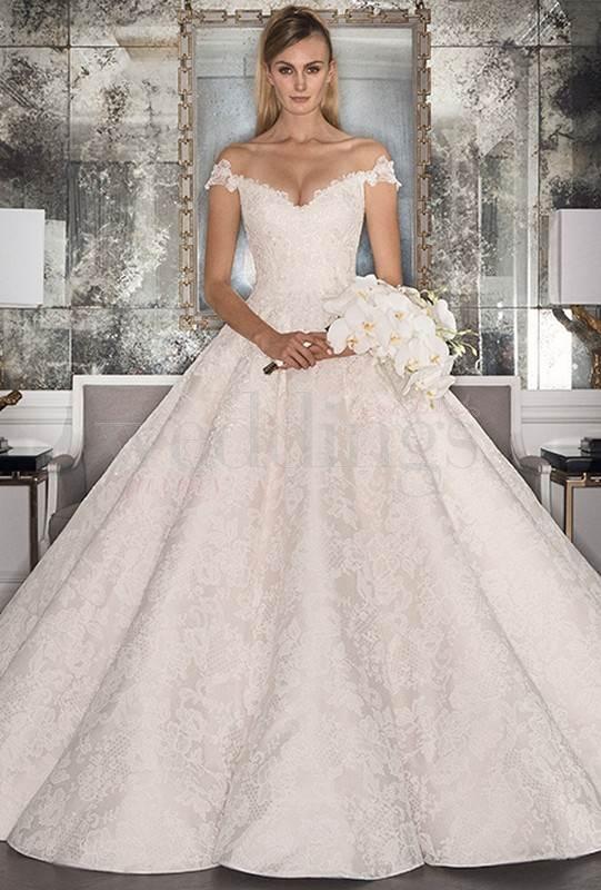 collezione sposa Romona Keveza fall 2017