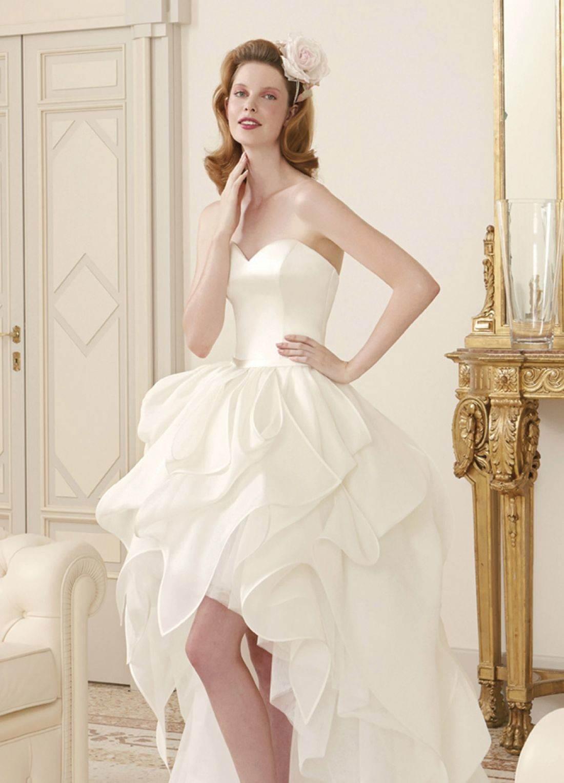 Modelle per abiti da sposa napoli