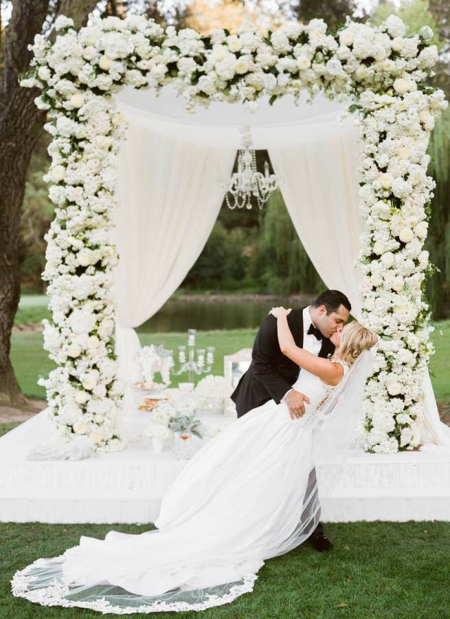 Bien-aimé Eleganza e ricercatezza nel matrimonio civile - Weddings QE32
