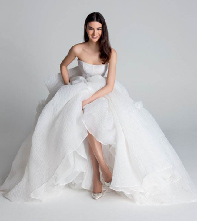 Favorito Antonio Riva Collezione sposa 2018 Butterfly in the sky - Weddings HE79