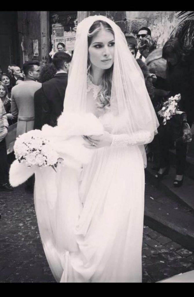 Matrimonio e tradizione  il velo della sposa - Weddings 2bc2b3cdd855