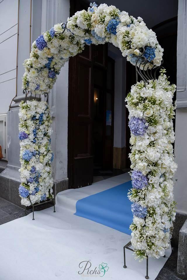 Matrimonio Azzurro Ortensia : Pichs inspiration board l eleganza della palette bianco e azzurro