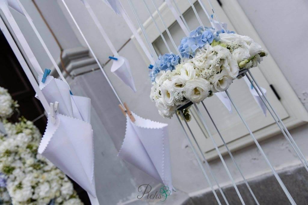 Allestimento Matrimonio Azzurro : Pichs inspiration board l eleganza della palette bianco e