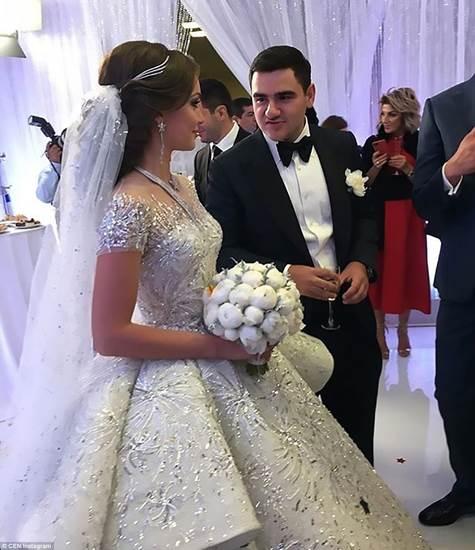 Matrimonio In Russia : Il matrimonio più costoso del mondo foto