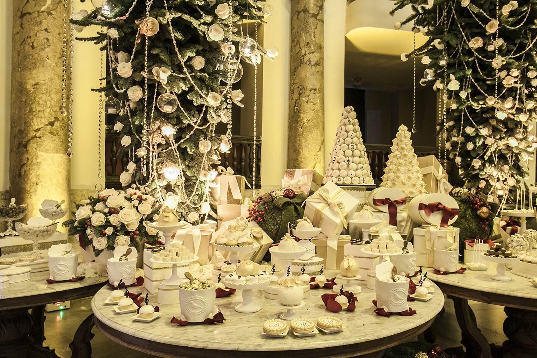 Confettata Matrimonio Natalizio : Confettata natalizia con le dolcezze di papa cioccolato e