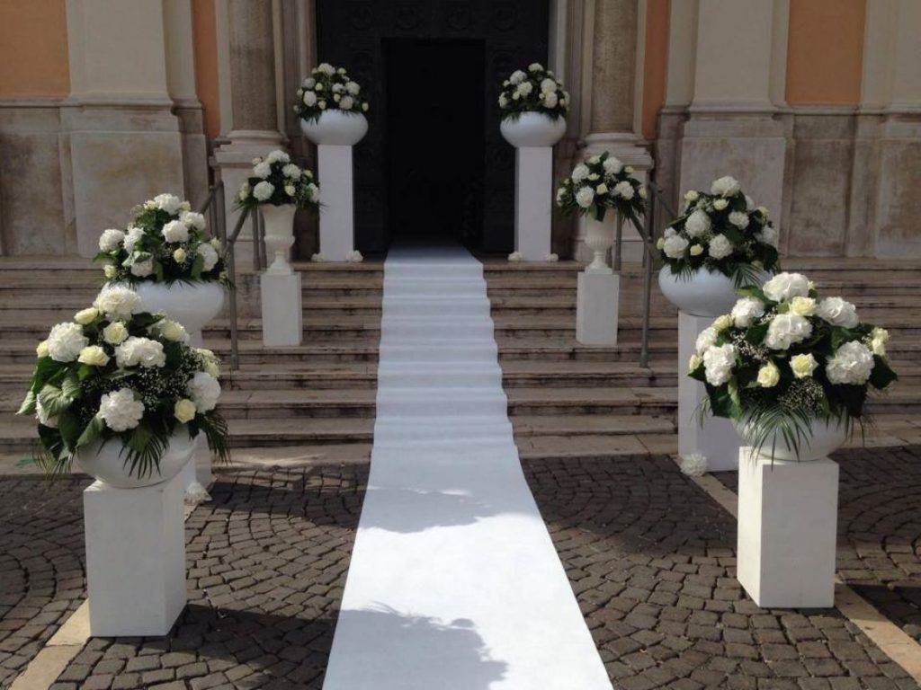 Fiori Matrimonio Chiesa.Cerimonia Tante Idee Per Decorare La Chiesa Weddings