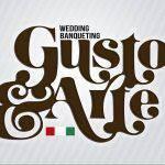 GUSTO & ARTE – Wedding Banqueting