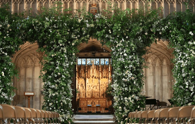 Matrimonio Harry In Chiesa : Fiori in chiesa matrimonio harry e meghan wedding weddings