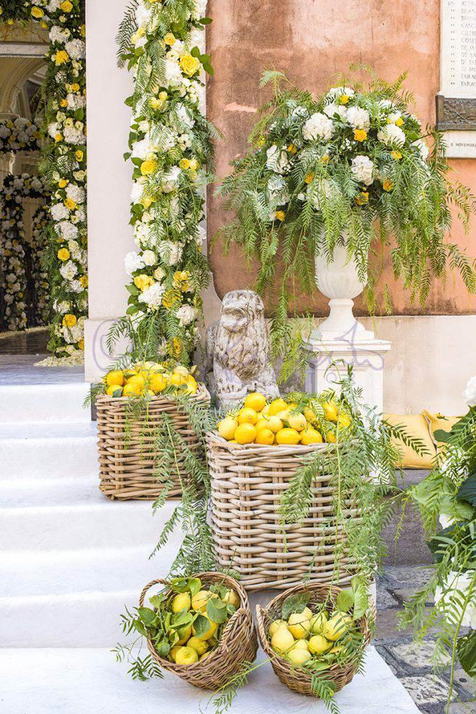 Matrimonio In Giallo E Bianco : Yellow wedding: la luce del sole e i colori dellestate weddings