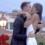 Proposta di matrimonio romantica del calciatore Gaetano Castrovilli all'ex Miss Italia