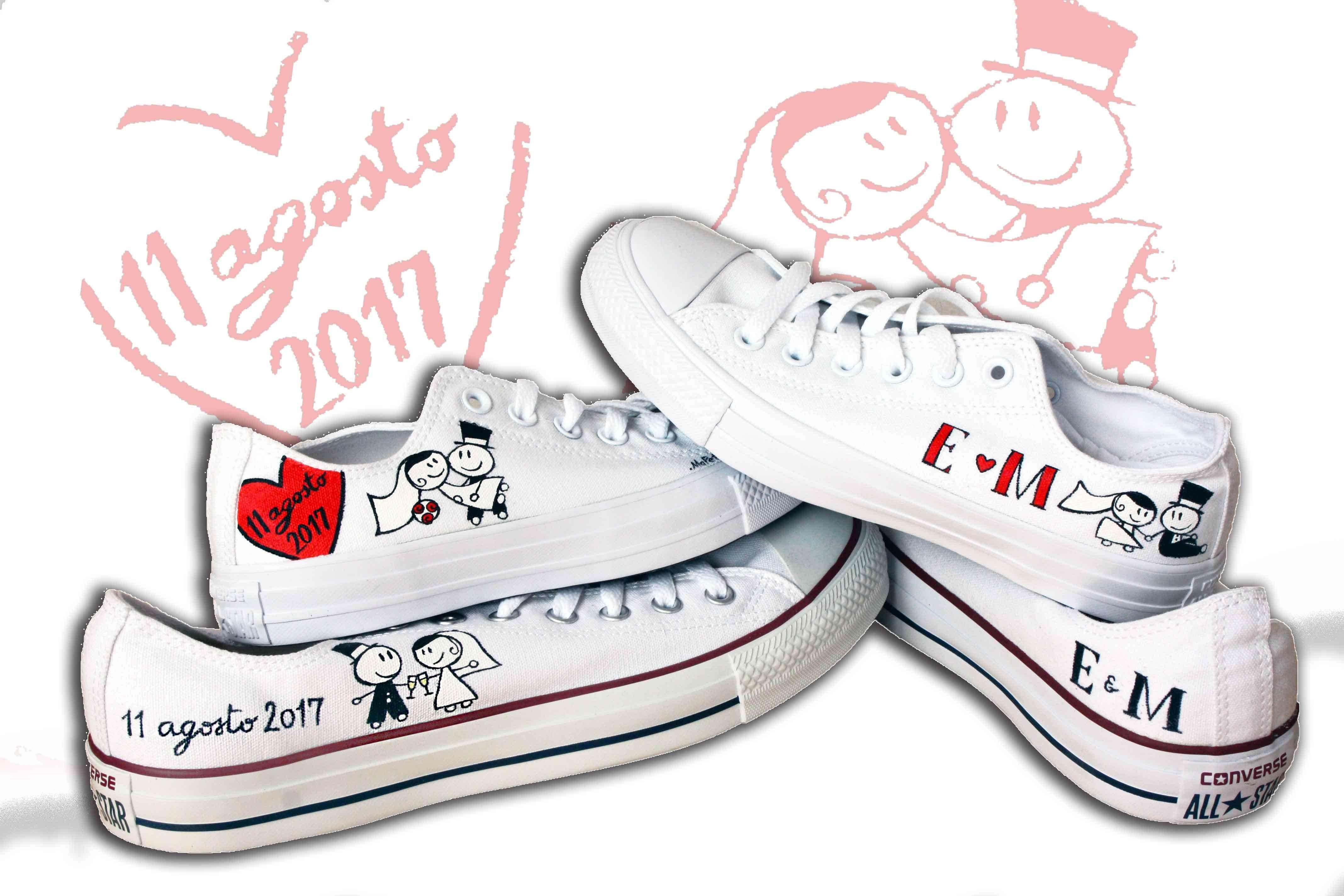Scarpe personalizzate MaPet Shoe Weddings